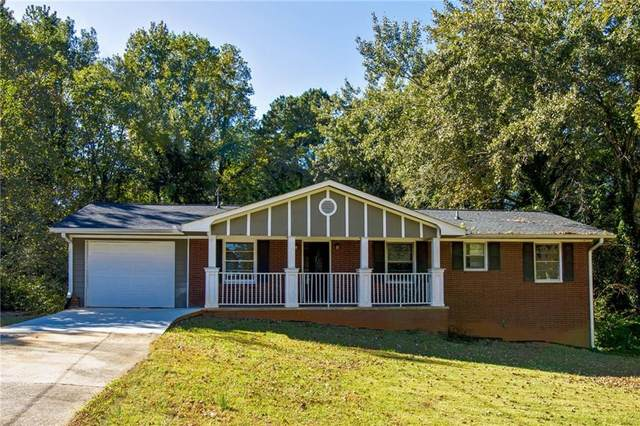 3110 Holbrook Drive SW, Marietta, GA 30060 (MLS #6960578) :: North Atlanta Home Team