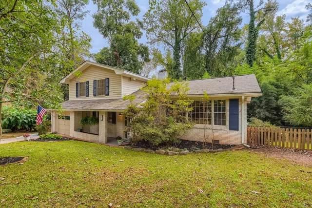 226 Forest Glen Circle, Avondale Estates, GA 30002 (MLS #6960587) :: Rock River Realty