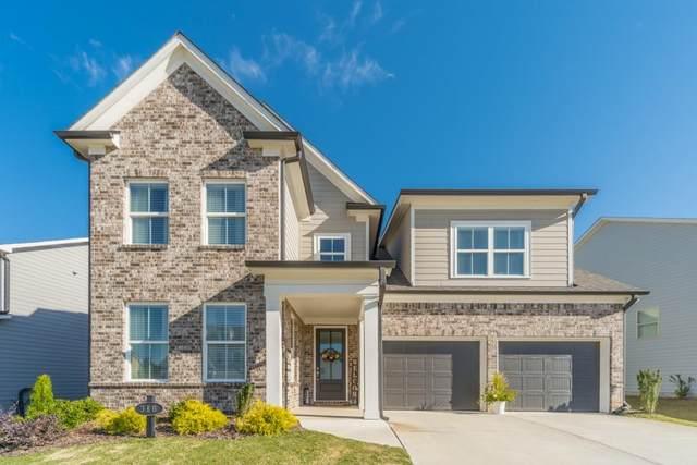 318 Timbercreek Drive, Holly Springs, GA 30115 (MLS #6960588) :: RE/MAX Paramount Properties