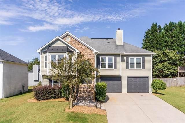 4727 Julian Way, Acworth, GA 30101 (MLS #6960589) :: Path & Post Real Estate