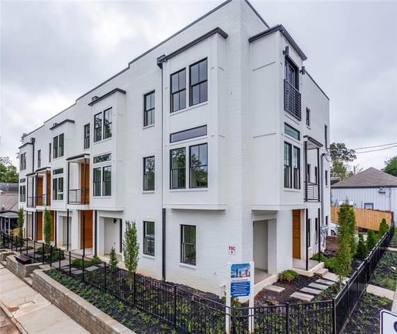 601 Mcdonald Street SE #3, Atlanta, GA 30312 (MLS #6960595) :: The Kroupa Team | Berkshire Hathaway HomeServices Georgia Properties