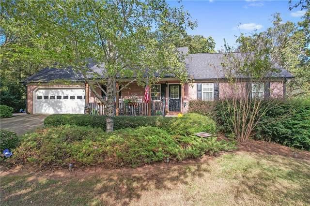 177 Academy Woods Drive, Jefferson, GA 30549 (MLS #6960599) :: Rock River Realty
