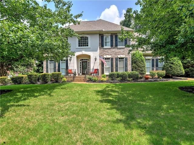 2735 Kingsburgh Court, Marietta, GA 30066 (MLS #6960600) :: The Kroupa Team   Berkshire Hathaway HomeServices Georgia Properties