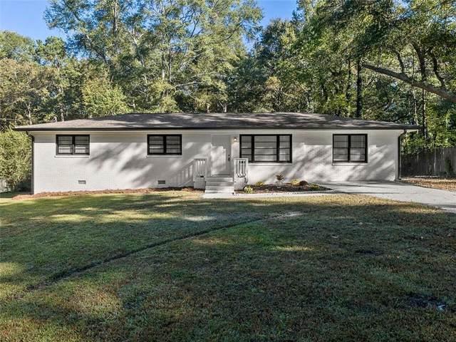 3685 Glenda Street, Lithia Springs, GA 30122 (MLS #6960618) :: North Atlanta Home Team