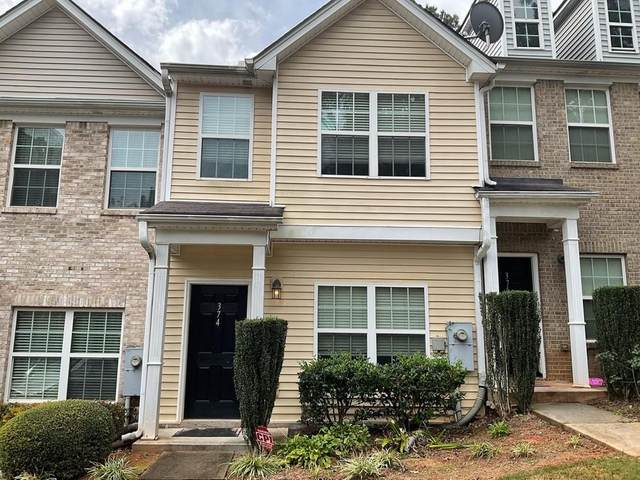 374 Berckman Drive #61, Lilburn, GA 30047 (MLS #6960625) :: North Atlanta Home Team