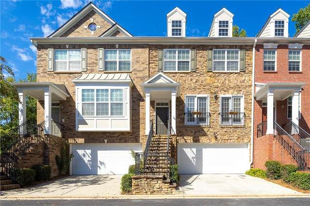 3993 Old Atlanta Station Court #7, Smyrna, GA 30080 (MLS #6960633) :: Path & Post Real Estate