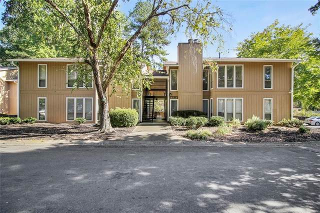 1545 Terrell Mill Place SE #C, Marietta, GA 30067 (MLS #6960634) :: Tonda Booker Real Estate Sales