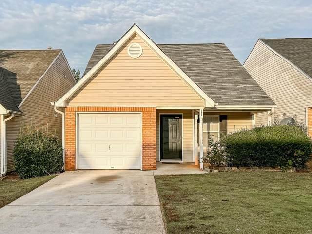 3055 Lakeside Circle, Covington, GA 30016 (MLS #6960647) :: Path & Post Real Estate