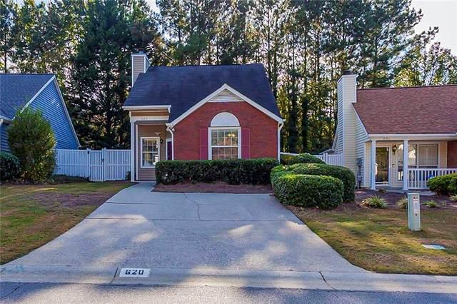 620 Crossbridge, Alpharetta, GA 30022 (MLS #6960651) :: North Atlanta Home Team