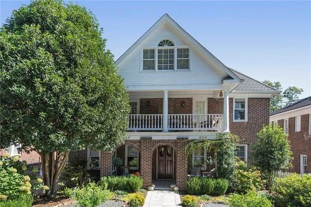 825 Argonne Avenue NE, Atlanta, GA 30308 (MLS #6960654) :: The Kroupa Team | Berkshire Hathaway HomeServices Georgia Properties