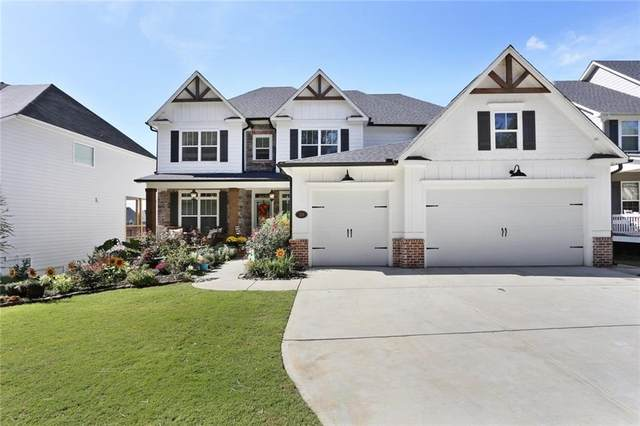 209 Wild Rose Circle, Holly Springs, GA 30115 (MLS #6960657) :: North Atlanta Home Team