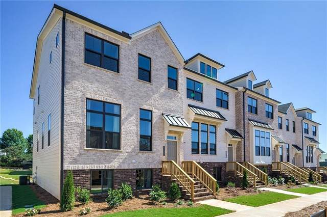 345 Crescent Lane, Roswell, GA 30076 (MLS #6960666) :: The Kroupa Team | Berkshire Hathaway HomeServices Georgia Properties