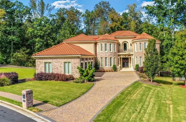 2815 Stone Hall Drive, Marietta, GA 30062 (MLS #6960668) :: North Atlanta Home Team