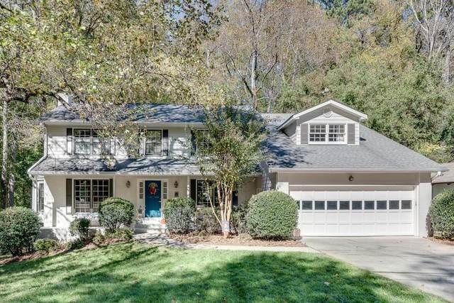 2836 Guinevere Drive NE, Decatur, GA 30345 (MLS #6960679) :: North Atlanta Home Team
