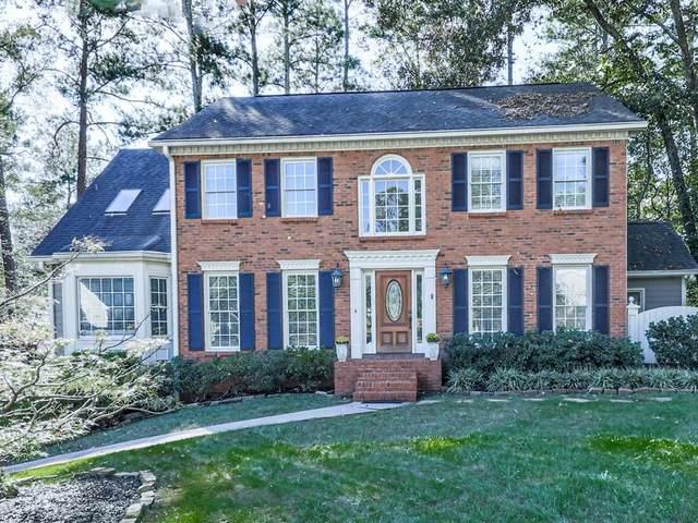 5143 Chestnut Circle, Woodstock, GA 30188 (MLS #6960687) :: North Atlanta Home Team