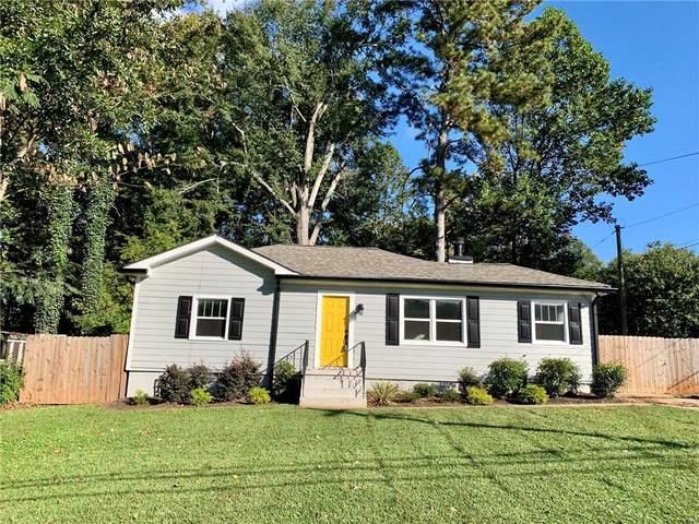 2242 N Shallowford Road N, Atlanta, GA 30341 (MLS #6960688) :: Rock River Realty