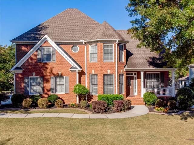 602 Blue Water Way, Canton, GA 30114 (MLS #6960691) :: The Kroupa Team | Berkshire Hathaway HomeServices Georgia Properties