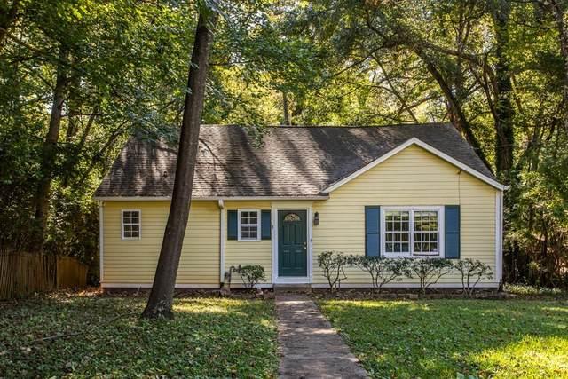608 Warwick Street SE, Atlanta, GA 30316 (MLS #6960694) :: The Kroupa Team | Berkshire Hathaway HomeServices Georgia Properties