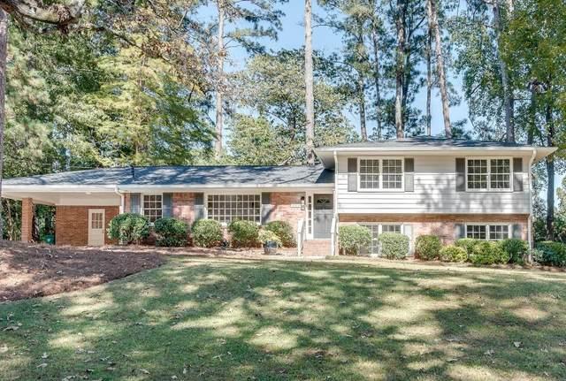 2916 Cartwright Drive, Decatur, GA 30033 (MLS #6960701) :: North Atlanta Home Team