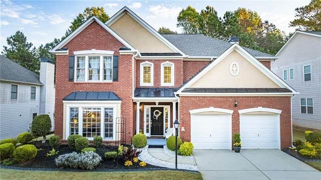 7685 The Lakes Drive, Fairburn, GA 30213 (MLS #6960723) :: North Atlanta Home Team