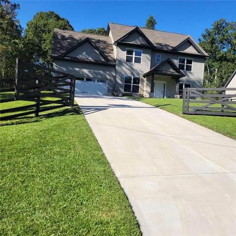 5444 Pleasant Hill Lane, Braselton, GA 30517 (MLS #6960773) :: The Kroupa Team   Berkshire Hathaway HomeServices Georgia Properties