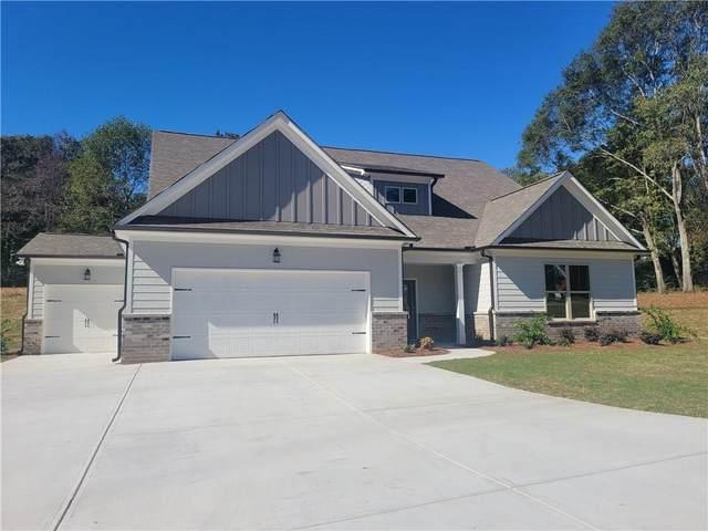 520 Belaire Drive, Winder, GA 30680 (MLS #6960786) :: North Atlanta Home Team