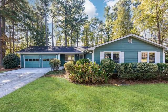565 Donna Drive SW, Smyrna, GA 30082 (MLS #6960809) :: The Gurley Team