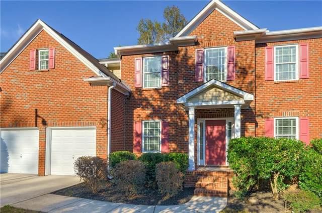 3050 Moser Way, Marietta, GA 30060 (MLS #6960813) :: The Kroupa Team | Berkshire Hathaway HomeServices Georgia Properties