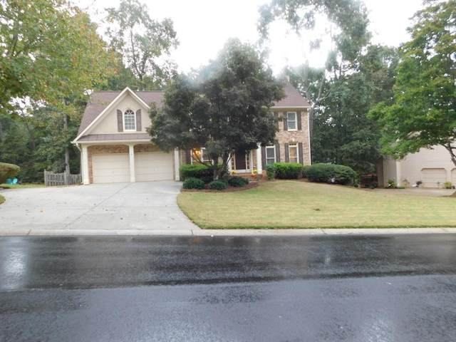 2768 Lake Forest Trail, Lawrenceville, GA 30043 (MLS #6960834) :: RE/MAX Paramount Properties