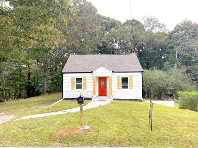 6256 Ward Road, Union City, GA 30291 (MLS #6960840) :: The Kroupa Team | Berkshire Hathaway HomeServices Georgia Properties
