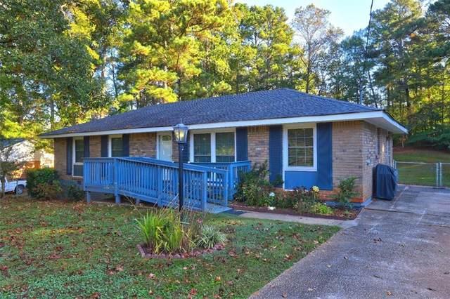 4251 Brookwood Drive, Austell, GA 30106 (MLS #6960845) :: Virtual Properties Realty