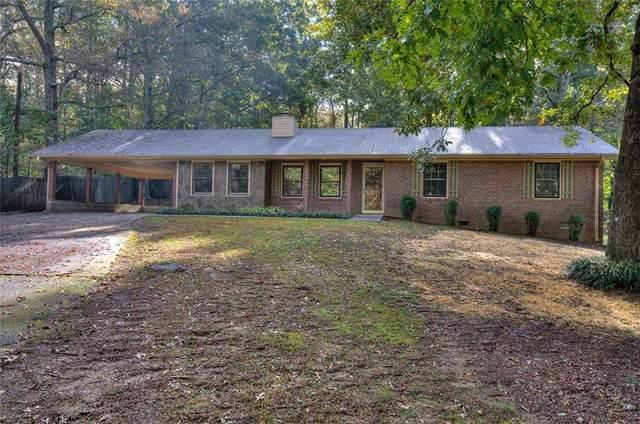 132 NE Simpson Circle Circle NE, Cartersville, GA 30120 (MLS #6960847) :: No Place Like Home Georgialina