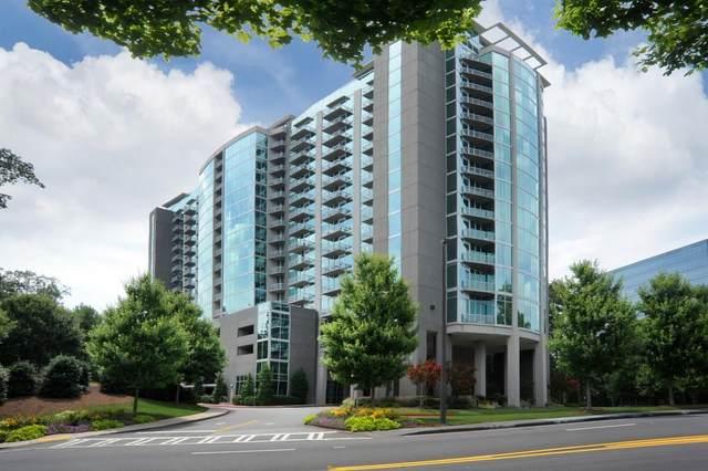 3300 Windy Ridge Parkway SE #1611, Atlanta, GA 30339 (MLS #6960866) :: Compass Georgia LLC
