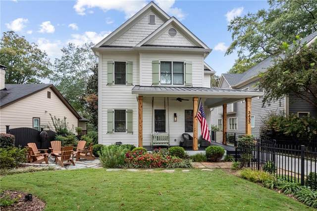 3433 Pierce Street, College Park, GA 30337 (MLS #6960911) :: Path & Post Real Estate