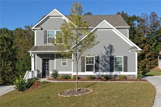 263 Shoals Bridge Road, Acworth, GA 30102 (MLS #6960912) :: Virtual Properties Realty