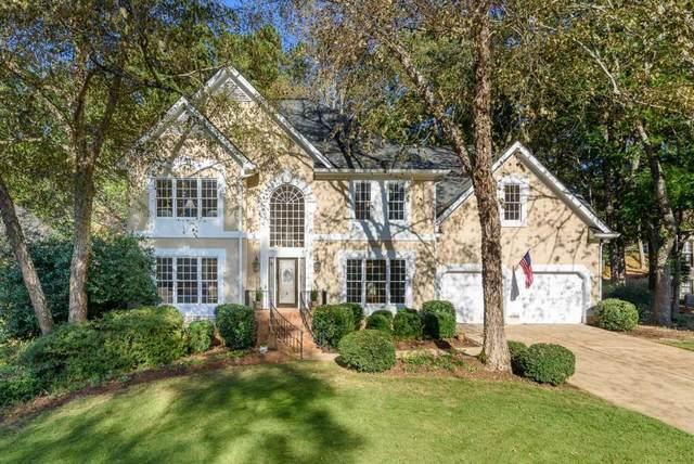 815 Stonehaven Lane, Alpharetta, GA 30005 (MLS #6960917) :: North Atlanta Home Team