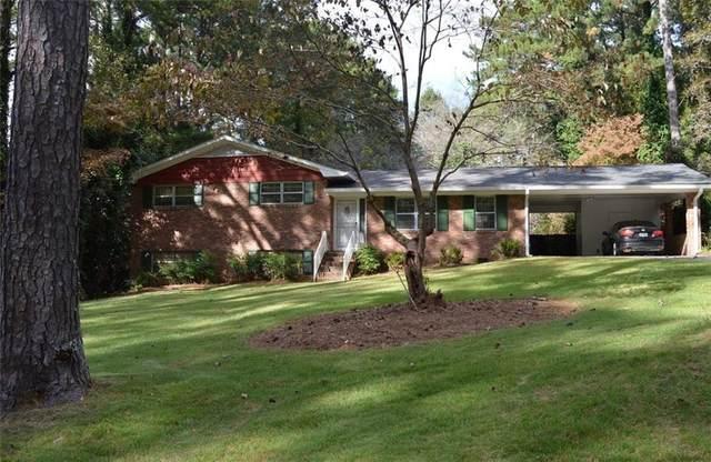 3155 Hogan Road SW, Atlanta, GA 30331 (MLS #6960919) :: No Place Like Home Georgialina