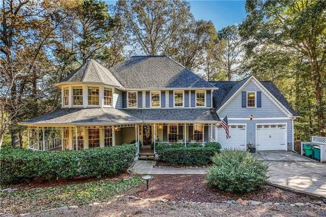 320 Falls Court, Woodstock, GA 30188 (MLS #6960942) :: Virtual Properties Realty