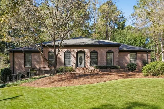 4198 Berkford Circle NE, Brookhaven, GA 30319 (MLS #6960949) :: Scott Fine Homes at Keller Williams First Atlanta