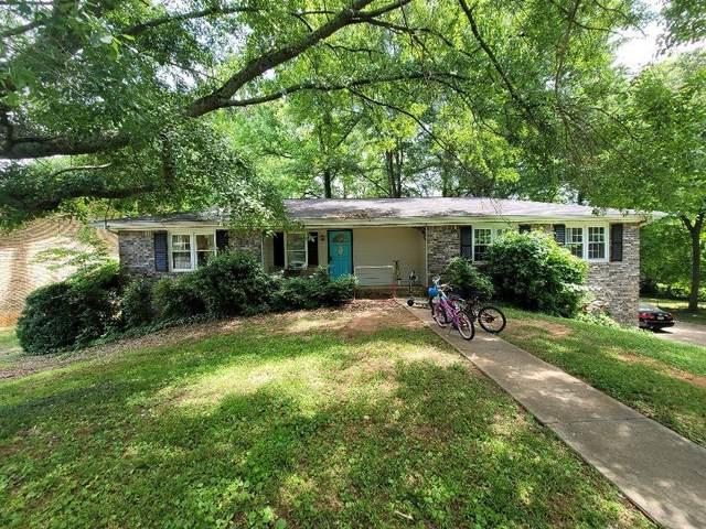 310 Dillard Drive NE, Kennesaw, GA 30144 (MLS #6960951) :: Virtual Properties Realty