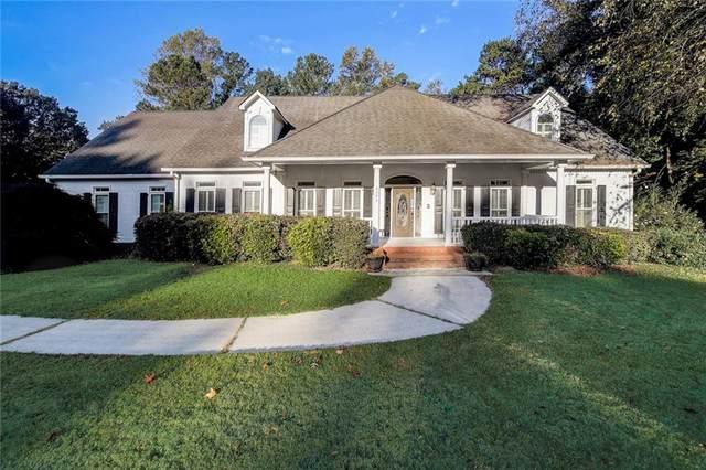 3595 Carrick Court, Snellville, GA 30039 (MLS #6960959) :: North Atlanta Home Team