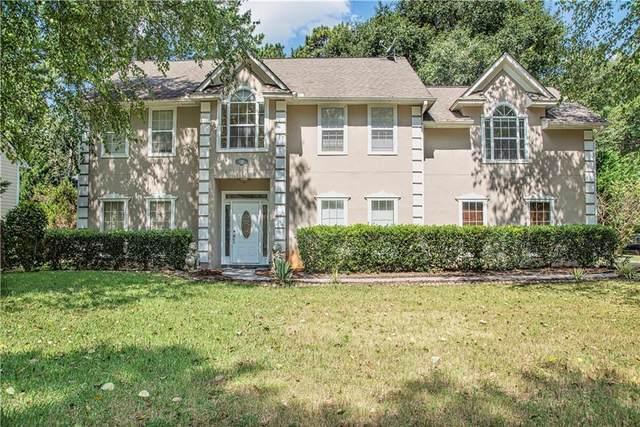 4385 Pinewalk Drive, Alpharetta, GA 30022 (MLS #6960966) :: Scott Fine Homes at Keller Williams First Atlanta