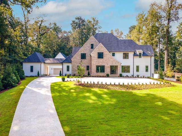 4376 Jett Road NW, Atlanta, GA 30327 (MLS #6960975) :: Virtual Properties Realty