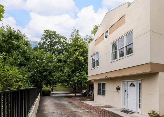 75 E Wesley Road NE #2, Atlanta, GA 30305 (MLS #6960978) :: Virtual Properties Realty