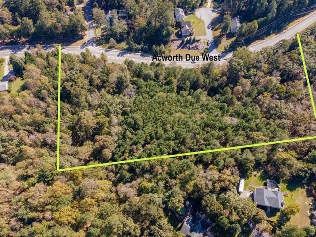 0 Acworth Due West Road, Kennesaw, GA 30152 (MLS #6960979) :: Virtual Properties Realty