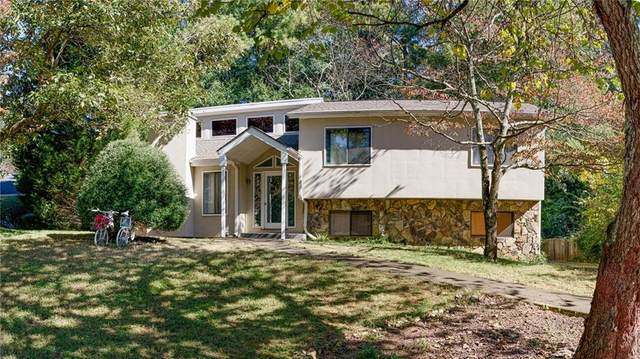 120 Truehedge Trace, Roswell, GA 30076 (MLS #6960985) :: Scott Fine Homes at Keller Williams First Atlanta