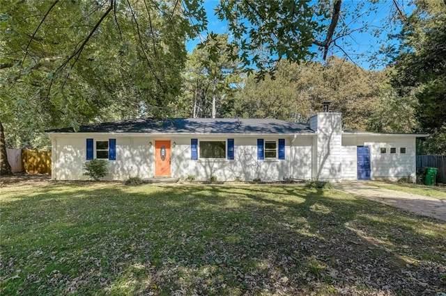 115 Hurt Road SE, Smyrna, GA 30082 (MLS #6960988) :: Virtual Properties Realty