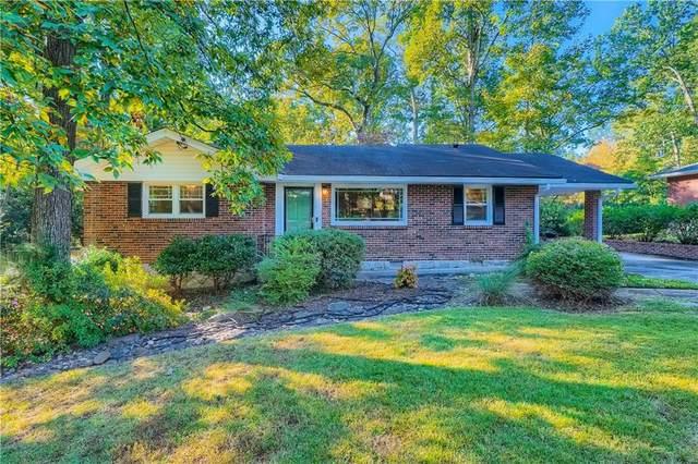 2731 Laurel Ridge Drive, Decatur, GA 30033 (MLS #6961013) :: North Atlanta Home Team