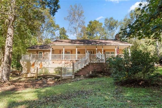 234 Lake Somerset Drive NW, Marietta, GA 30064 (MLS #6961021) :: North Atlanta Home Team