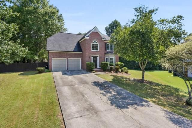 1571 Cooks Pond Drive, Powder Springs, GA 30127 (MLS #6961052) :: Virtual Properties Realty